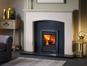 Capital - The Aquila 450 Inset Multifuel Stove
