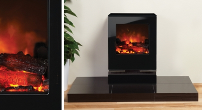 Gazco Small Vision Electric Stove 2kW