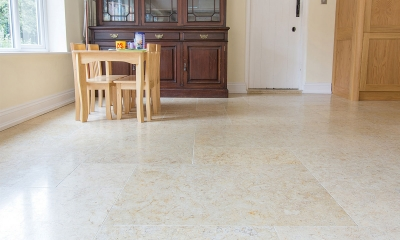 Salem Gold Tumbled Limestone Tiles