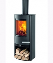 Termatech TT20 Black Woodburning Stove