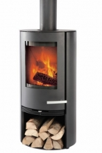 Termatech TT20R Grey Woodburning Stove