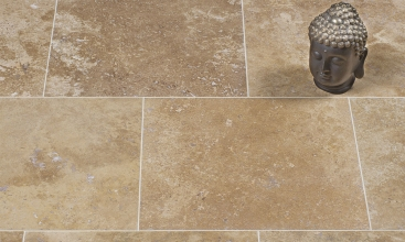 Noce Honed & Filled Travertine
