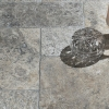 Silver Tumbled Travertine Tiles  image 1